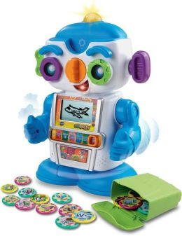 Cogsley the Robot Whiz