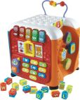 Product Image. Title: Alphabet Activity Cube