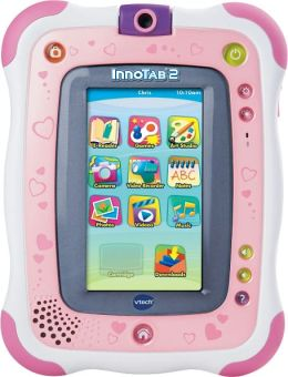 InnoTab 2 Interactive Learning Tablet Pink