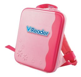 V.Reader Storage Tote - Pink