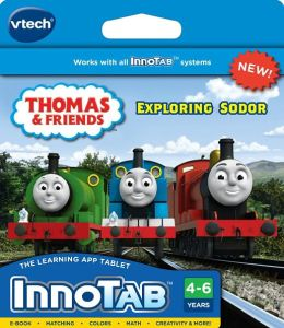 InnoTab Software - Thomas & Friends