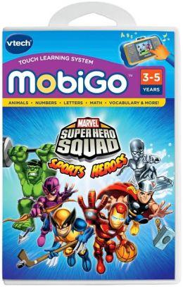 MobiGo Software - Super Hero Squad