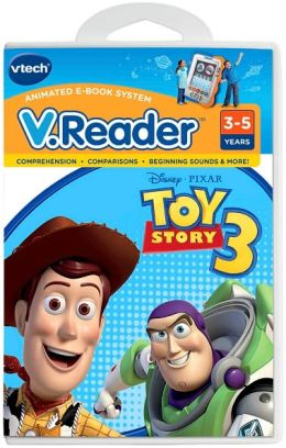 VReader Animated Reading Book - Toy Story 3