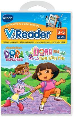 VReader Animated Reading Book - Dora