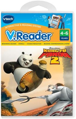 Vreader Animated Reading Book - Kung Fu Panda 2