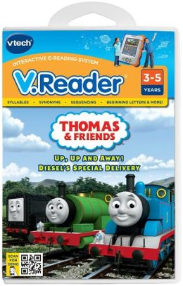 V.Reader Cartridge - Thomas & Friends