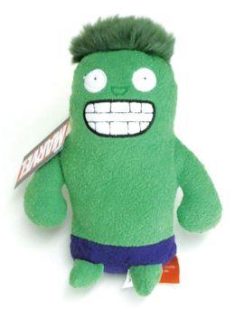 Hulk Plush Footzeez