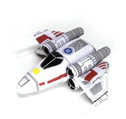 Star Wars Vehicle Plush, X-Wing Fighter