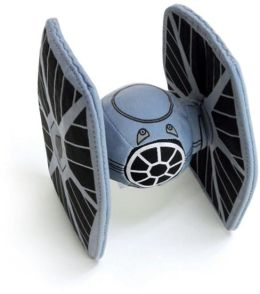 Star Wars Vehicle Plush, TIE Fighter