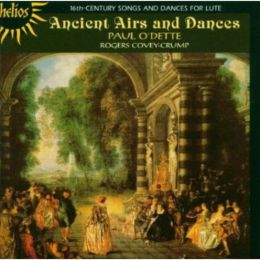 Ancient Airs and Dances: 16th Century Songs & Dances for Lute