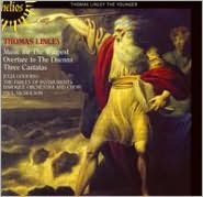 Thomas Linley: Music for The Tempest; Overture to The Duenna; 3 Cantatas