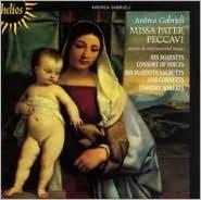 Andrea Gabrieli: Missa Pater Peccavi