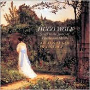 Hugo Wolf: Songs to the Poetry of Goethe and Mörike