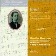 Brull: Piano Concerto in C Op24; Piano Concerto in F Op10