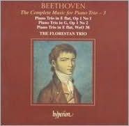 Beethoven: Piano Trios Op. 1, Piano Trio in E flat