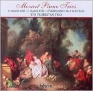 Mozart Piano Trios