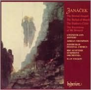 Janácek: The Eternal Gospel; The Ballad of Blanik; etc.