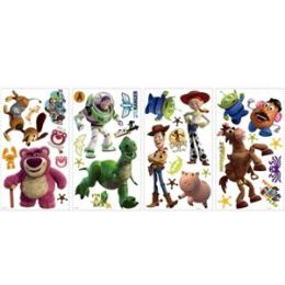 Toy Story 3 Peel & Stick Wall Decals