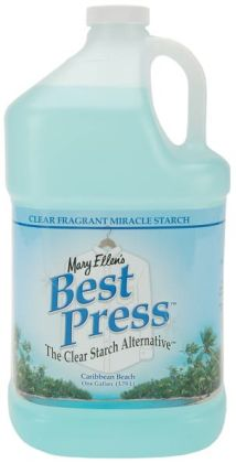 Mary Ellen's Best Press Refills 1 Gallon-Caribbean