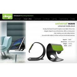 Allsop 30499 Universal Clingo Wave