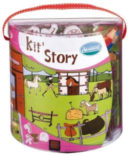 Kit Story- Horses