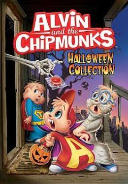 Alvin & The Chipmunks: Halloween Collection
