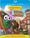 Video/DVD. Title: Veggie Tales: Moe and the Big Exit - A Lesson in Followin' Directions