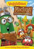 Video/DVD. Title: Veggie Tales: MacLarry & the Stinky Cheese Battle