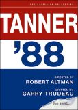 Video/DVD. Title: Tanner '88 - The Criterion Collection