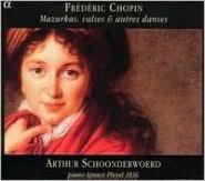 Frédéric Chopin: Mazurkas, Valse & Autres Danses