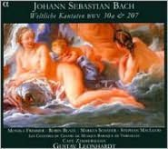Bach: Weltliche Kantaten, BWV 30a & 207