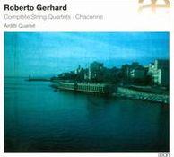 Roberto Gerhard: Complete String Quartets; Chaconne