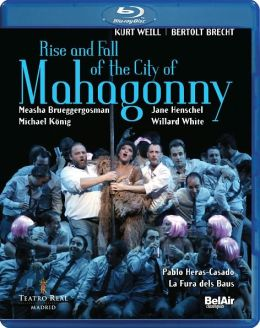 Rise and Fall of the City of Mahagonny (Teatro Real Madrid)