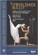 Bolshoi Ballet: the Pharaoh's Daughter/Pique Dame/Bolt