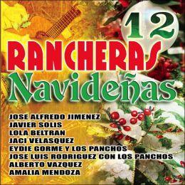 12 Rancheras Navidenas