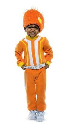 Yo Gabba Gabba DJ Lance Toddler Costume: Size Toddler (3/4T)