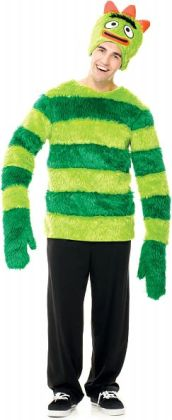 Yo Gabba Gabba - Brobee Adult Costume: Medium