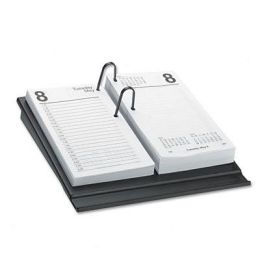 At-A-Glance E71750 One-Color Daily Desk Calendar Refill, 3-1/2w x 6h