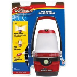 Energizer Eveready Weather Ready WRLMF35E Lantern - KryptonBulb, LED - D