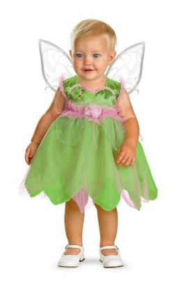 Disney Fairies Tinkerbell Infant Costume: Size Infant (12-18 Months)