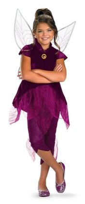 Disney Fairies Tink and the Fairy Rescue - Vidia Classic Child Costume: Size Medium (7-8)