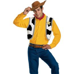 Toy Story - Woody Adult Costume Kit: One-Size
