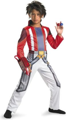 Bakugan Battle Brawlers - Dan Child Costume: Large (10/12)