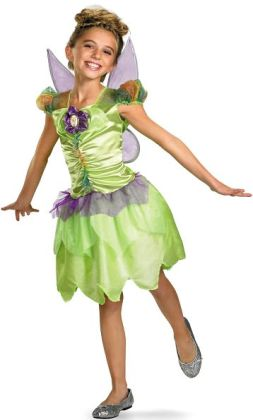 Disney Fairies - Tinker Bell Rainbow Classic Toddler / Child Costume: Small (4/6x)
