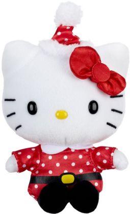 Hello Kitty Christmas Mini Plush Santa Kitty