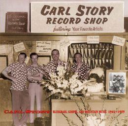 Bluegrass, Gospel, And Mountain Music: 1942-1959