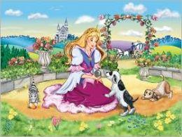 Little Princess 35 Piece Puzzle