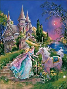The Magical Unicorn - 60 piece puzzle