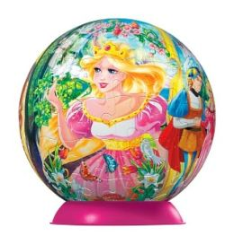 Enchanting Princess - 96 piece puzzleball