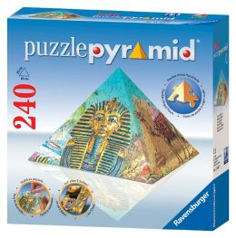 Essence of Egypt 240 Piece Puzzle Pyramid